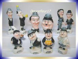 Laurel Et Hardy .. Série Complète ...Ref AFF : 1-2001... (pan 0034) - Characters
