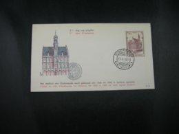 "BELG.1959 1108 FDC :"" Stadhuis Van Oudenaarde / Hotel De Ville D'Oudenaarde "" - FDC"