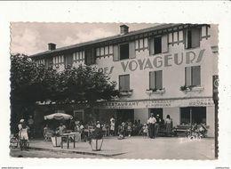 40 VIEUX BOUCAU LES BAINS HOTEL DES VOYAGEURS CPSM BON ETAT - Vieux Boucau