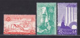 SYRIE AERIENS N°  139 à 141 ** MNH Neufs Sans Charnière, TB (D4748) Foire Internationale De Damas - Syrie