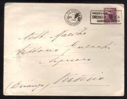 7575-Da Genova Per Verderio, Lecco 30/04/1949 – Democratica - 1946-60: Poststempel