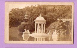Fotografia D'epoca Su Cartoncino - Genova Villa Pallavicini - Luoghi