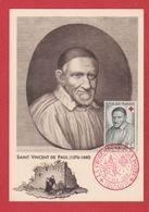 St Vincent De Paul  -  Toulouse  - 6-7 Dec 1958 - 1950-59