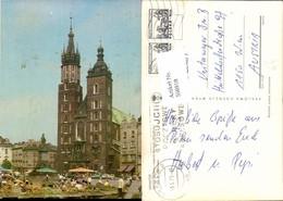 556918,Poland Krakow Krakau - Polen