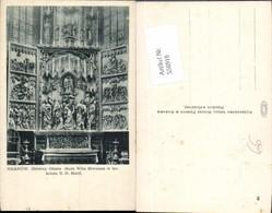 556919,Poland Krakow Krakau Altar Bild Kirche - Polen