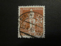 Berlin Nr. 37 Gestempelt (C43) - Berlin (West)