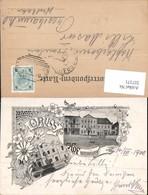557171,tolle AK Gruß Aus Hof Nordmähren Mähren Dvorce U Bruntalu Bruntal Freudenthal - Ohne Zuordnung