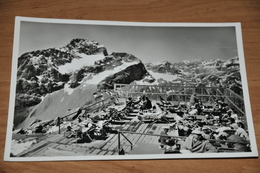 14  Terrasse Mit Piz Julier, St. Moritz Luftseilbahn, Animée, Animiert, Animato - GR Grisons