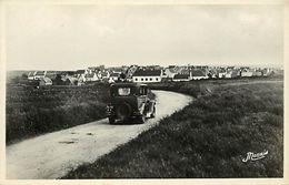 - Dpts Div.-ref-XX649- Morbihan - Groix - Ile De Groix - Arrivee D Une Promenade En Auto A Travers L Ile - Voiture - - Groix