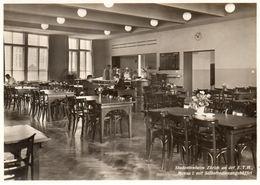 Cpsm 1933 Studentenheim Zürich An Der E.T.H., Réfectoire  étudiants Et Serveurs (53.45) - ZH Zurich