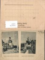 558237,Romania Souvenir De Sinaia Pelesch Schloss - Rumänien
