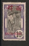 Kouang Tchéou - 1908 - N°Yv. 34 - 10f Violet - Neuf * / MH - Kouang-Tcheou (1906-1945)