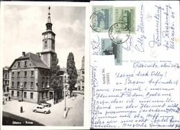 556925,Poland Gliwice Rathaus Oldtimer Auto PKW - Polen