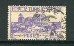 TUNISIE- Y&T N°287- Oblitéré - Tunisie (1888-1955)