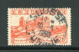 TUNISIE- Y&T N°296- Oblitéré (très Belle Oblitération!!!) - Tunisie (1888-1955)