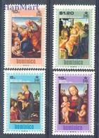 Dominica 1969 Mi 286-289 MNH ( ZS2 DMN286-289A ) - Dominica (1978-...)