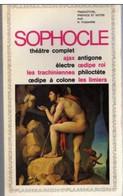 SOPHOCLE THEATRE COMPLET Ajax Antigone Electre Etc … Poche TTB ETAT - Autres