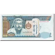 Billet, Mongolie, 1000 Tugrik, 2003, KM:67a, NEUF - Mongolia