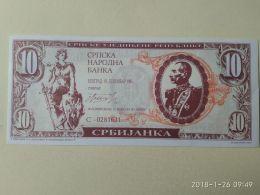 10 Sabijanka 1991 - Serbia