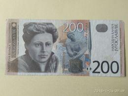 200 Dinara 2001 - Serbia