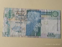 10 Rupees 2005 - Seychelles