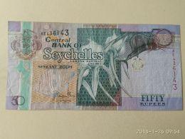 50 Rupees 2011 - Seychelles