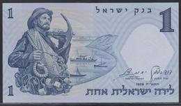 Israel 1 Lira 1958 / 5718 UNC - Israel