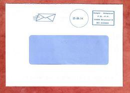 Brief, Freistempel Bruessel 2014 (45838) - Briefe U. Dokumente