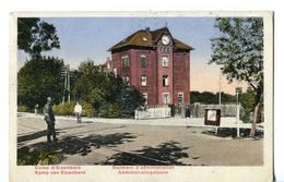 CPA - Carte Postale  - Belgique-Buetgenbach - Camp D'Eisenborn - 1924 (CP226) - Bütgenbach
