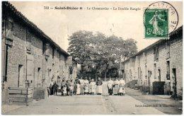 52 SAINT-DIZIER - Le Closmortier - La Double Rangée - Saint Dizier