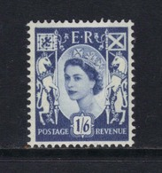 Scotland GB 1967 1/-6d Grey Blue Umm SG S 6 ( E345 ) - Regional Issues
