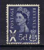 Scotland GB 1968 5d Royal Blue SG S 11 ( E955 ) - Regional Issues