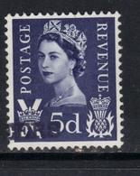 Scotland GB 1968 5d Royal Blue SG S 11 ( F175 ) - Regional Issues