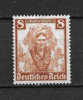LOTE 1594  ///   ALEMANIA IMPERIO  YVERT Nº: 551 **MNH - Alemania