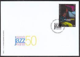 Croatia Zagreb 2009 / Zagreb Jazz Quartet, 50 Years / Music / FDC - Musik