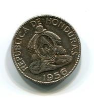 1956 Honduras 5 Centavos Coin - Honduras