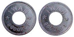 03898 GETTONE JETON TOKEN DENMARK IWAN SOBORG 1 - Tokens & Medals