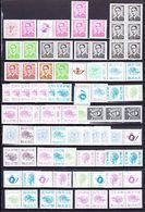 België Kleine Verzameling Postzegels Uit Boekjes **, Zeer Mooi Lot 3924 - Timbres
