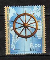 Estonia 2004 The 150th Anniversary Of Sailing Around Cape Horn. MNH - Estonia