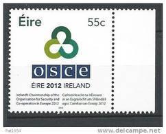 Irlande 2012 N°2005 Neuf ** Présidence De L'OSCE - 1949-... République D'Irlande