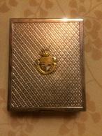 "Porta Cerini Vintage 8 Reggimento "" Lanceri Di Montebello - Matchboxes"