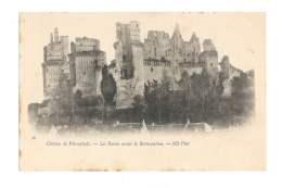Chateau De Pierrefonds - Les Ruines Avant La Restauration - 422 - Pierrefonds