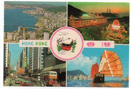 HONG KONG - MULTIVIEWS - 1979 - Cina (Hong Kong)