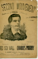 CAF CONC HUMOUR PARTITION XIX SECOND MOUVEMENT ALFRED ISCH WALL POURNY ILL PERRIN ARNAUD - Music & Instruments
