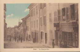 Gex- La Grande Rue - Gex
