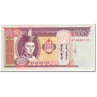 Billet, Mongolie, 20 Tugrik, 2009, Undated (2009), KM:63e, NEUF - Mongolia