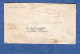 Enveloppe Ancienne - WASHINGTON D.C. - The White House - USA - President Presidence Maison Blanche - Marcophilie