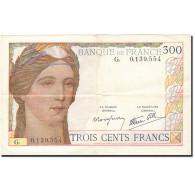 France, 300 Francs, 1938, 1938-10-06, KM:87a, TTB, Fayette:29.1 - 1871-1952 Antiguos Francos Circulantes En El XX Siglo