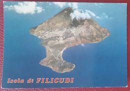 ISOLA DI FILICUDI - Panorama Aereo - Eolie - Air View Island Nv - Italia