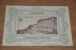 753- Lausanne Palace - VD Vaud